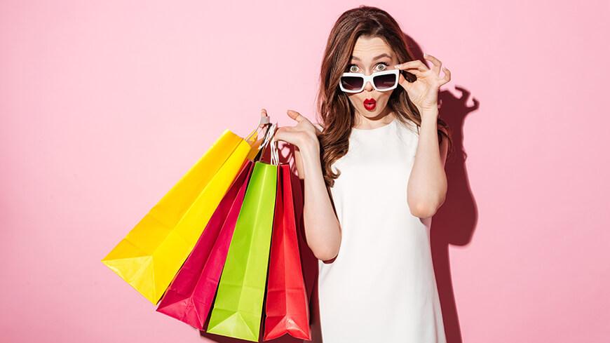 shopping à Allauch et Valentine